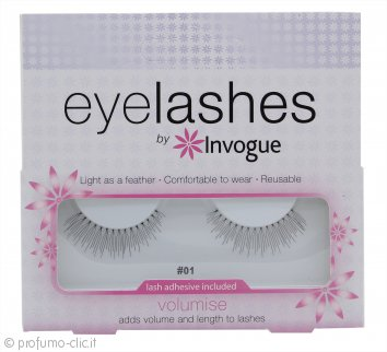 Invogue Volumise Eyelashes #1