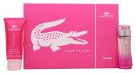 Lacoste Touch of Pink Confezione Regalo 30ml EDT + 100ml Lozione Corpo