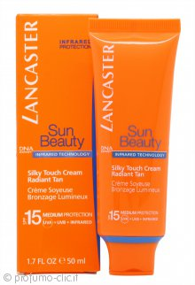 Lancaster Sun Beauty Silky Touch Crema SPF15 50ml