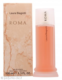 Laura Biagiotti Roma Eau De Toilette 100ml Spray