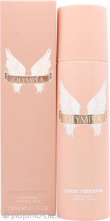 Paco Rabanne Olympea Deodorante Spray 150ml