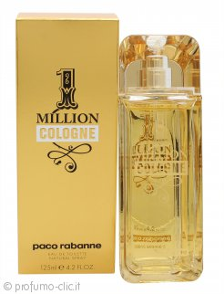 Paco Rabanne 1 Million Cologne Eau de Toilette 125ml Spray