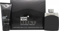 Mont Blanc Legend Confezione Regal 100ml EDT + 100ml Dopobarba Splash
