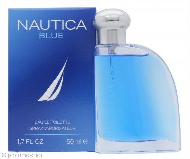 Nautica Blue Eau de Toilette 50ml Spray