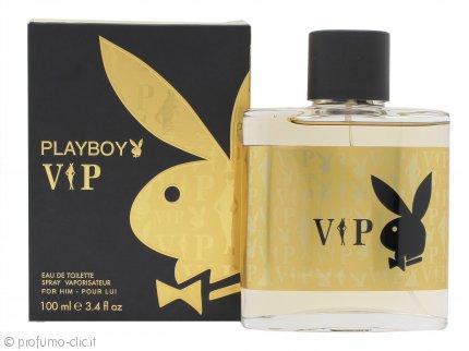 Playboy VIP for Him Eau de Toilette 100ml Spray