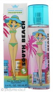 Paris Hilton Passport South Beach Eau de Toilette 100ml Spray