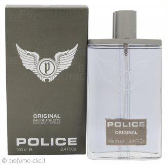 Police Original Eau de Toilette 100ml Spray