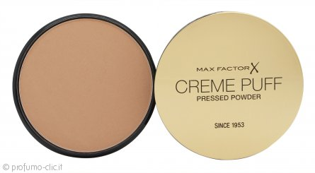Max Factor Creme Puff Foundation 21g - 55 Candle Glow Ricarica
