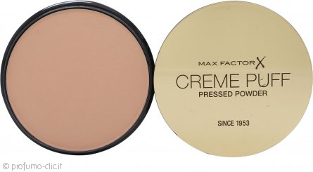 Max Factor Creme Puff Foundation 21g - 42 Deep Beige