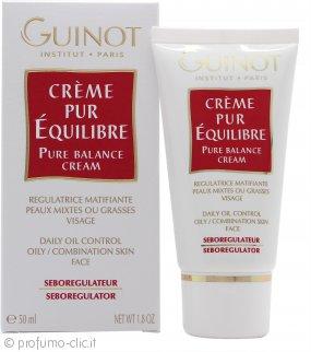 Guinot Creme Pur Equilibre Pure Balance Cream 50ml - Pelle Mista/Grassa