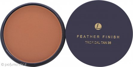 Lentheric Feather Finish Polvere Compatta Ricarica 20g - Tropical Tan 36