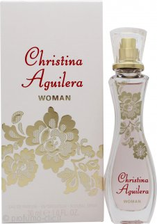 Christina Aguilera Woman Eau de Parfum 30ml Spray