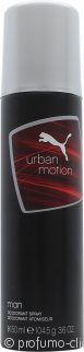 Puma Urban Motion Man Deodorante Spray 150ml