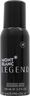 Mont Blanc Legend Deodorante Spray 100ml