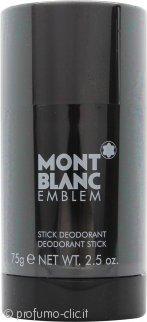 Mont Blanc Emblem Deodorante Stick 75g
