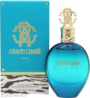 Roberto Cavalli Acqua Eau de Toilette 50ml Spray