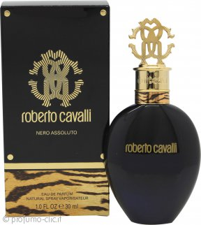 Roberto Cavalli Nero Assoluto Eau de Parfum 30ml Spray