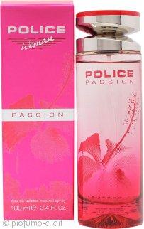 Police Passion Woman Eau de Toilette 100ml Spray