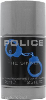 Police The Sinner Deodorante Stick 75ml
