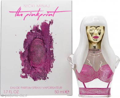 Nicki Minaj The Pinkprint Eau de Parfum 50ml Spray