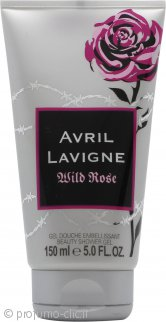 Avril Lavigne Wild Rose Gel Doccia 150ml