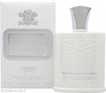 Creed Silver Mountain Water Eau De Toilette 120ml Spray