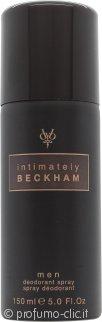 David & Victoria Beckham Intimately Men Deodorante Spray 150ml