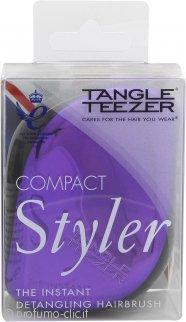 Tangle Teezer Compact Detangling Spazzola per Capelli - Purple Dazzle