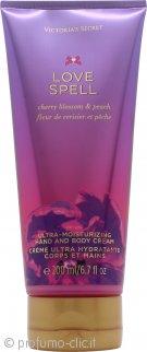 Victoria's Secret Love Spell Crema Mani & Corpo 200ml