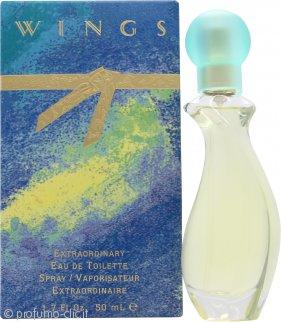 Giorgio Beverly Hills Wings Eau de Toilette 50ml Spray