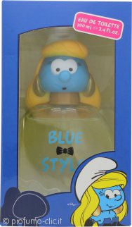 The Smurfs Blue Style Smurfette Eau de Toilette 100ml Spray