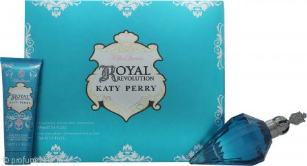 Katy Perry Royal Revolution Confezione Regalo 100ml EDP + 75ml Lozione Corpo