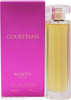 Worth Courtesan Eau de Parfum 90ml Spray