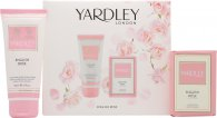 Yardley English Rose Confezione Regalo 50ml EDT + 75ml Body Spray