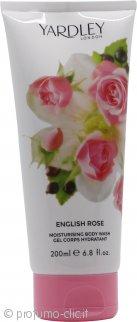 Yardley English Rose Luxury Bagnoschiuma 200ml