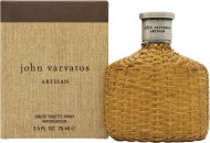 John Varvatos Artisan Eau de Toilette 75ml Spray