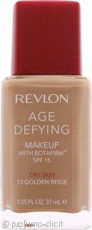 Revlon Age Defying Foundation 37ml Pelle Secca - 13 Golden Beige