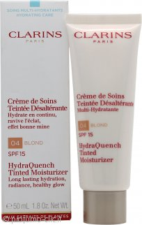 Clarins HydraQuench Idratante Colorato 50ml - 04 Blond