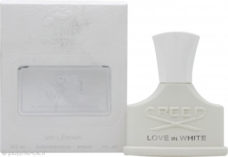Creed Love in White Eau de Parfum 30ml Spray