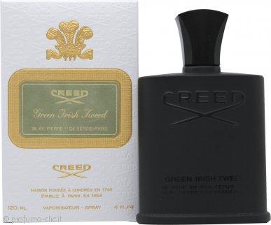 Creed Green Irish Tweed Eau De Parfum 120ml Spray