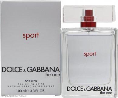 Dolce & Gabbana The One Sport Eau de Toilette 100ml Spray
