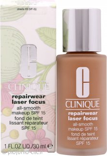 Clinique Repairwear Laser Focus All-Smooth Makeup SPF15 30ml - #3