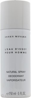 Issey Miyake L'Eau d'Issey Pour Homme Deodorante Spray 150ml