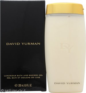 David Yurman Bagnoschiuma & Gel Doccia 200ml