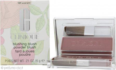 Clinique Blushing Blush Powder Blush 6g - 107 Sunset Glow