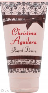 Christina Aguilera Royal Desire Gel Doccia 150ml