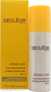 Decleor Aroma Lisse Energising Smoothing Crema 50ml SPF15