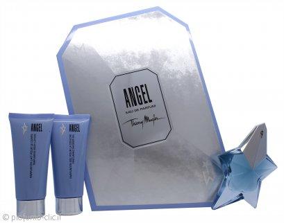 Thierry Mugler Angel Confezione Regalo 50 EDP + 100ml Gel Doccia + 100ml Lozione Corpo