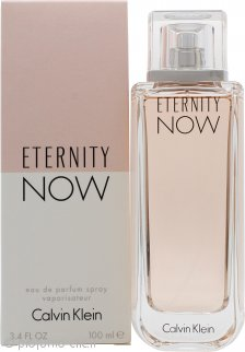 Calvin Klein Eternity Now Eau de Parfum 100ml Spray