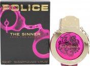 Police The Sinner Eau de Toilette 50ml Spray